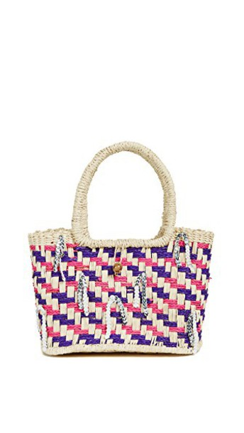 Sensi Studio mini multicolor purple bag