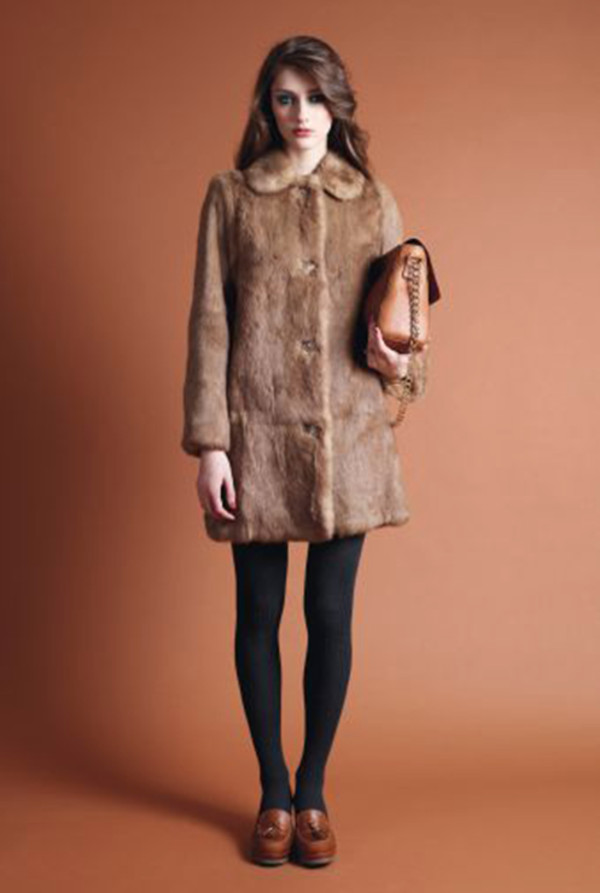 coat apc fashion lookbook shoes bag jewels
