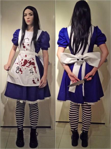 alice costume cosplay alice madness returns