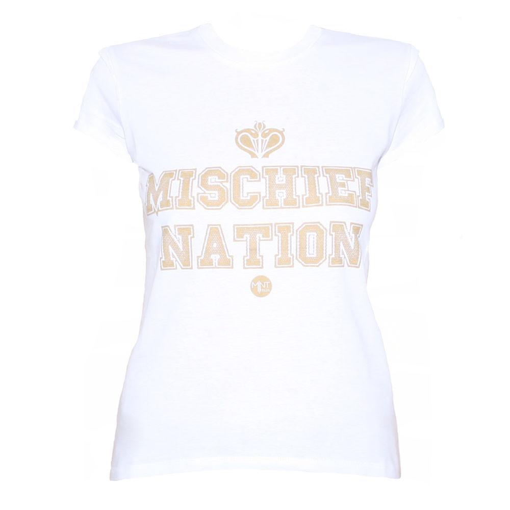 MISCHIEF NATION Tee | Mintfields