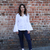 White Dove blouse   that time I went to Melbourne — megan nielsen design diary