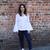 White Dove blouse   that time I went to Melbourne — megan nielsen design diary