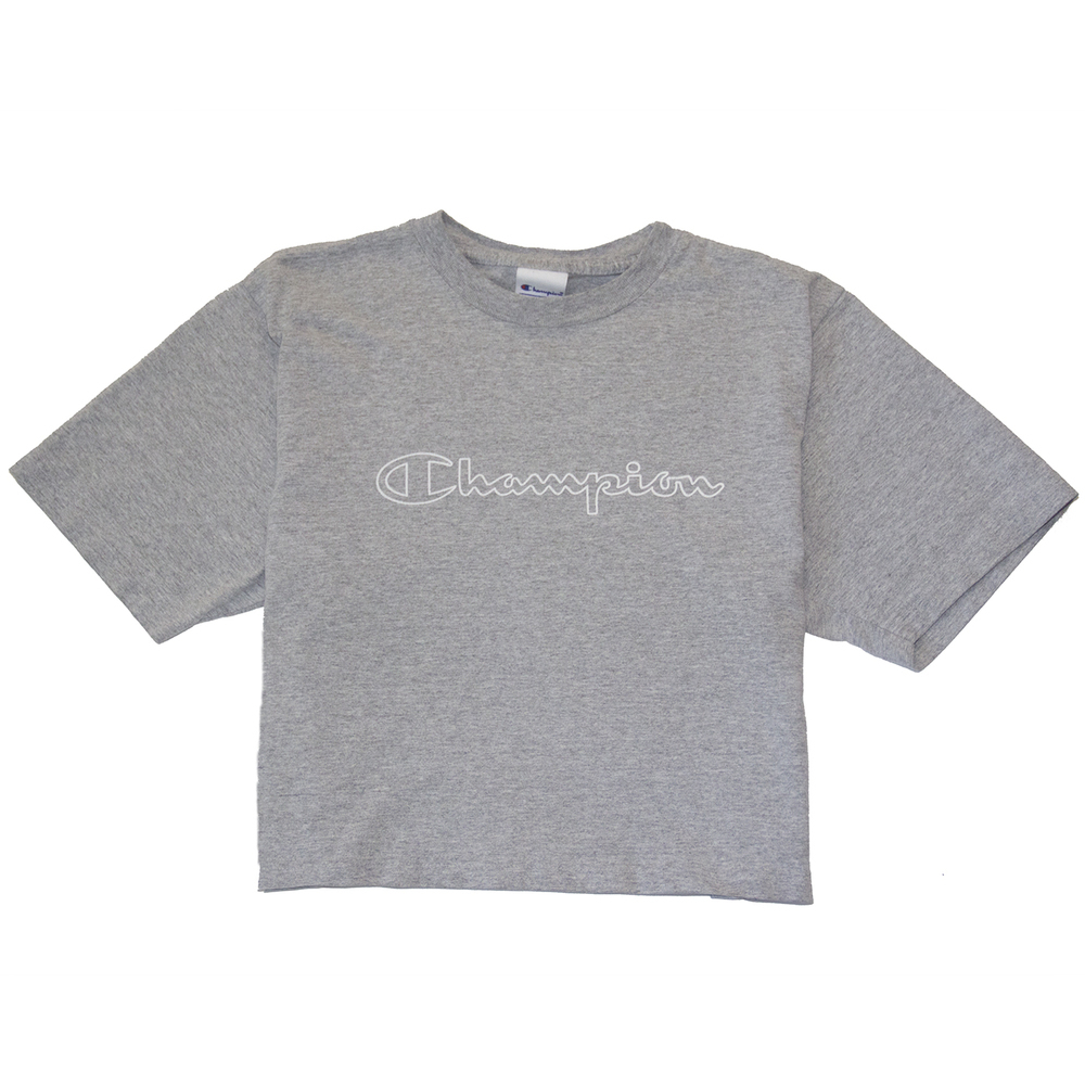 Champion Crop Top Tee Large