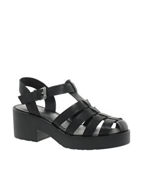Aldo wanette gladiator sandals at asos
