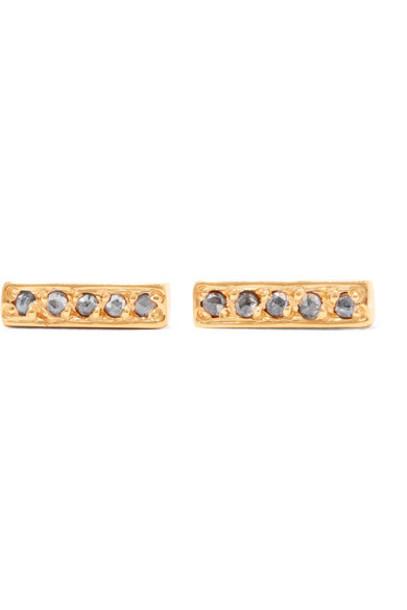 Chan Luu earrings gold jewels