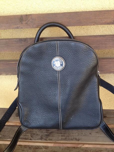 bag, dooney and bourke backpack, vintage bag, dooney and