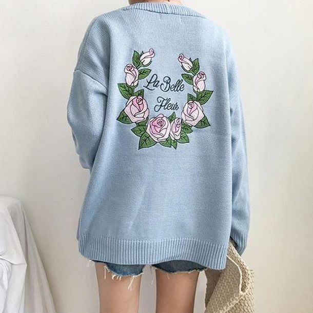 Cardigan Itgirl Shop Kfashion Korean Fashion Fashion Tumblr