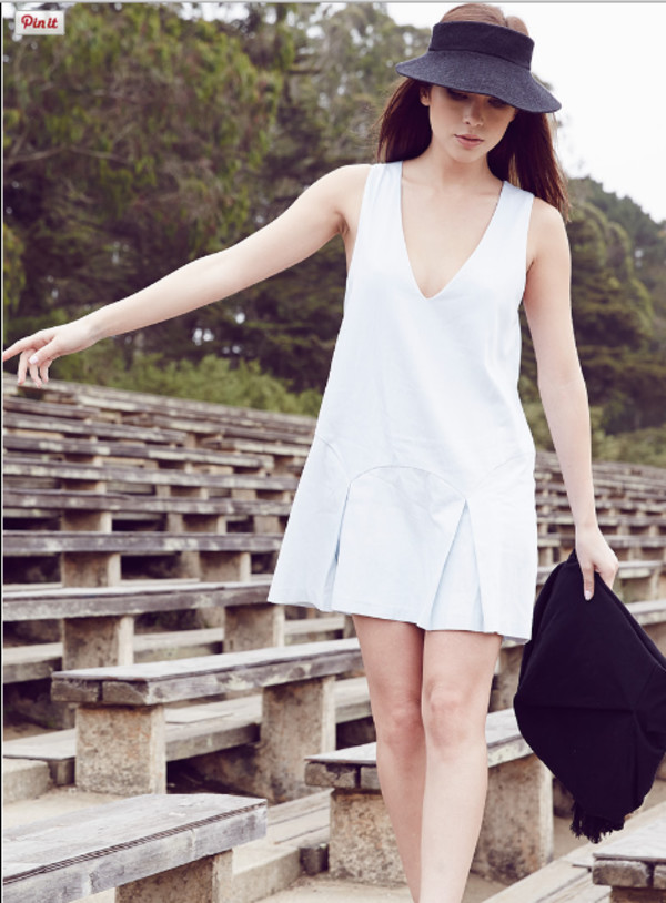 petite friendly summer outfits summer dress blue dress tennis dress