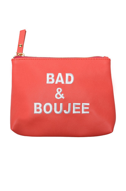 Secret Service Beauty bag orange