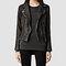 Allsaints cargo biker jacket   womens biker jackets