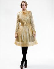 Designer raincoats: find designer raincoats at terranewyork — tribeca / nude