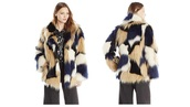 coat,faux fur,women's coats