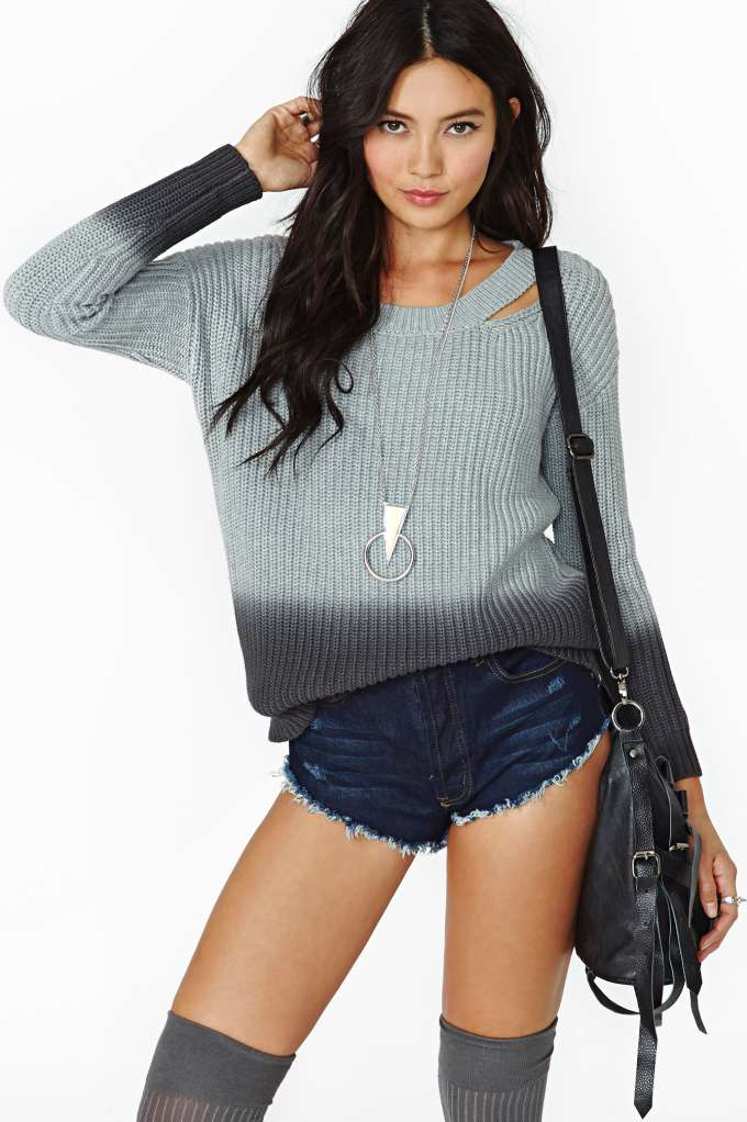 Night Haze Sweater | Shop Tops at Nasty Gal