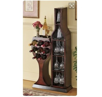 home accessory wine rack storage wine bar home decor home furniture