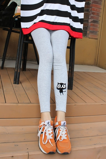 Cute Kitty Candy Color Legging [FBBI00150]- US$ 5.99 - PersunMall.com