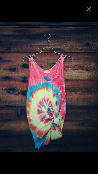 shirt tie dye