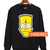 Bart Simpson Satanic Sweatshirt Unisex Adult Size S to 2XL