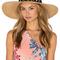 Eugenia kim amirah hat in natural from revolve.com