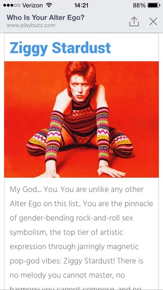 leggings david bowie