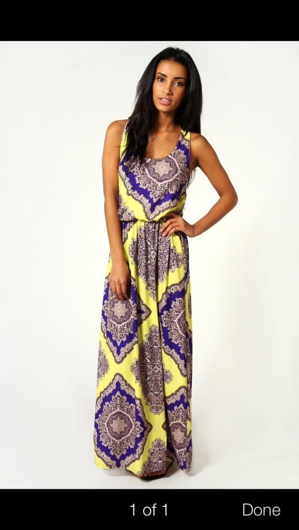 dress maxi dress summer