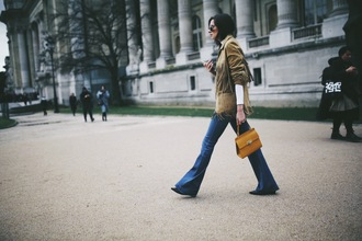 we wore what blogger handbag