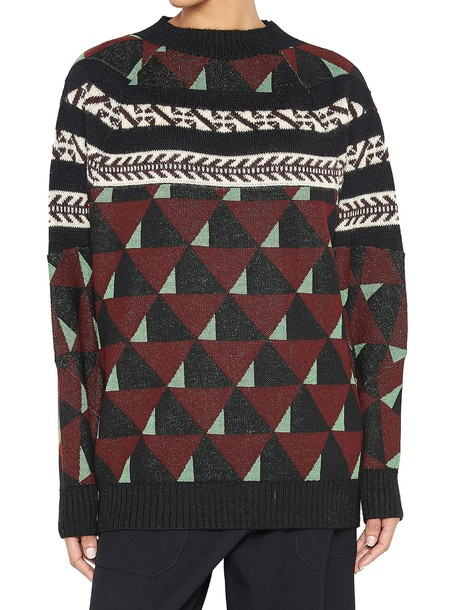 sweater multicolor