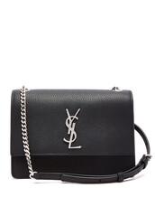 bag,shoulder bag,leather,black