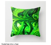 home accessory,green,pillow,abstract,furniture pillow,abstract print