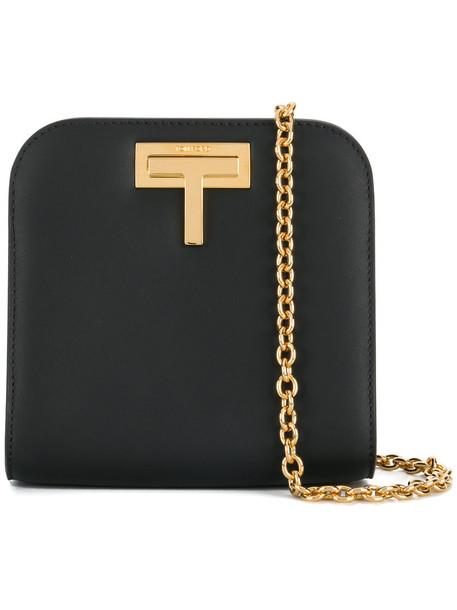 Tom Ford women bag shoulder bag leather black