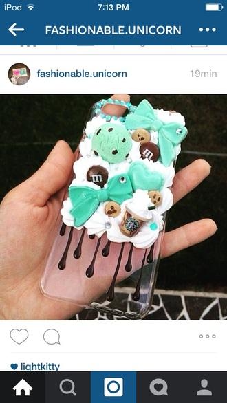 phone cover sweet phone chocolate