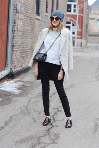 see jane blogger shoes jeans coat
