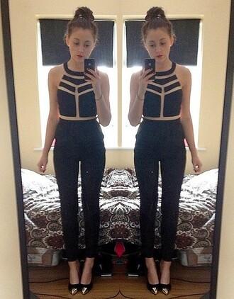 jumpsuit fashionable body