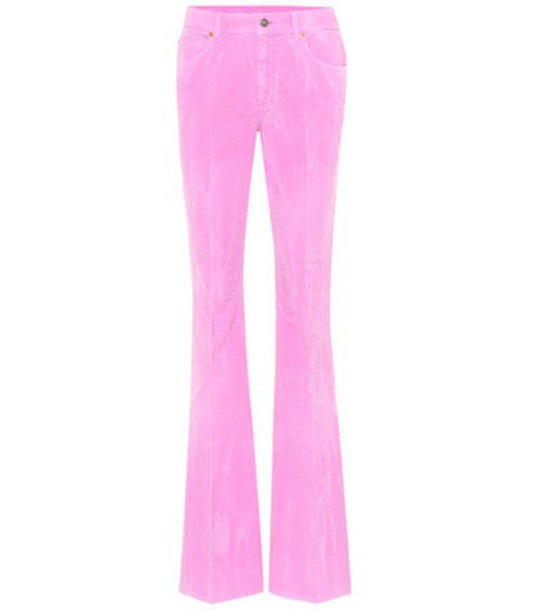 gucci pink pants