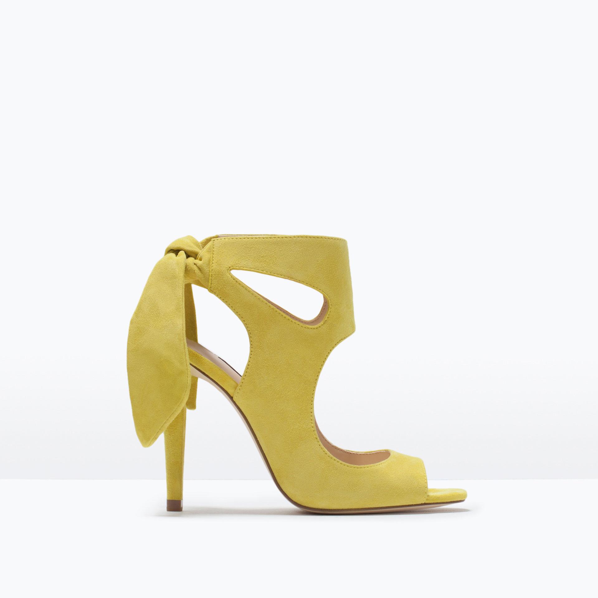Nœud Chaussures Femme Cuir Sandales Talon BQxWderCo