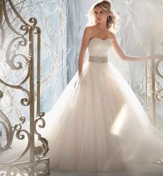dress white dress wedding dress debutante