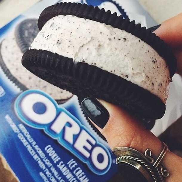 jeans mmmh ice cream oreos