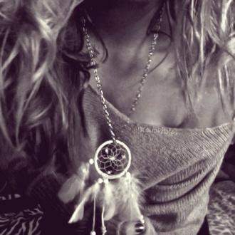 dreamcatcher jewels boho dreamcatcher necklace