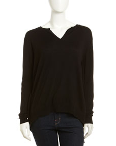 Lo sweater, black