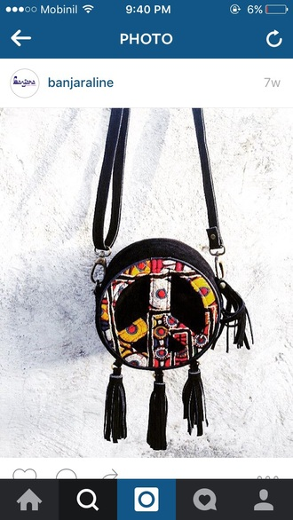bag indian handmade banjara banjara bag peace boho bohemian ibiza hippie gypsy