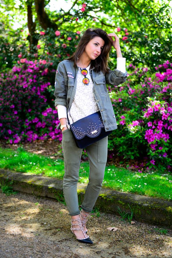 lovely pepa sweater jacket pants bag shoes sunglasses jewels