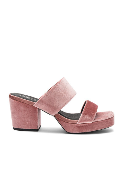 Sol Sana rose shoes