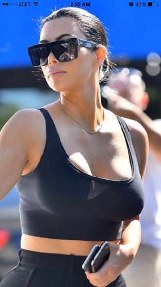 sunglasses kim kardashian phone cover pants glasses black sunglasses