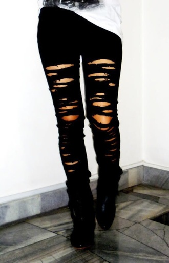 jeans jeggings skinny jeans black jeans ripped jeans