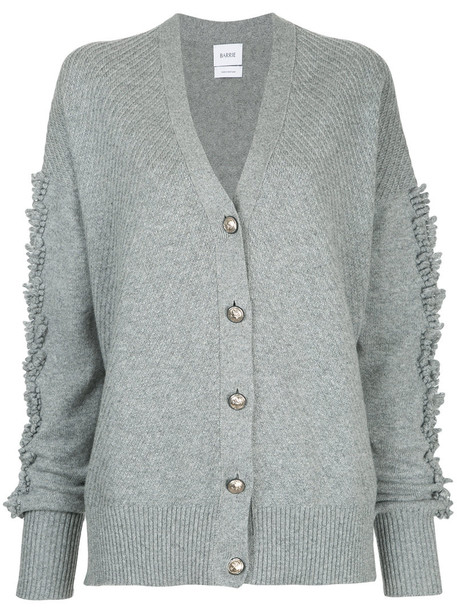 Barrie cardigan cardigan women grey sweater