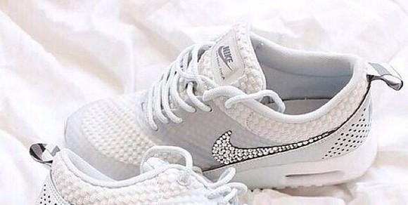 shoes diamonds nikeshoes