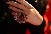 jewels,jewelry,ring,the bling ring,statement ring