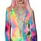 Synesthesia lace-up bodysuit