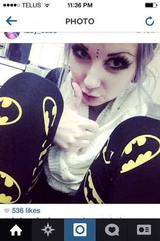 pants batman tights