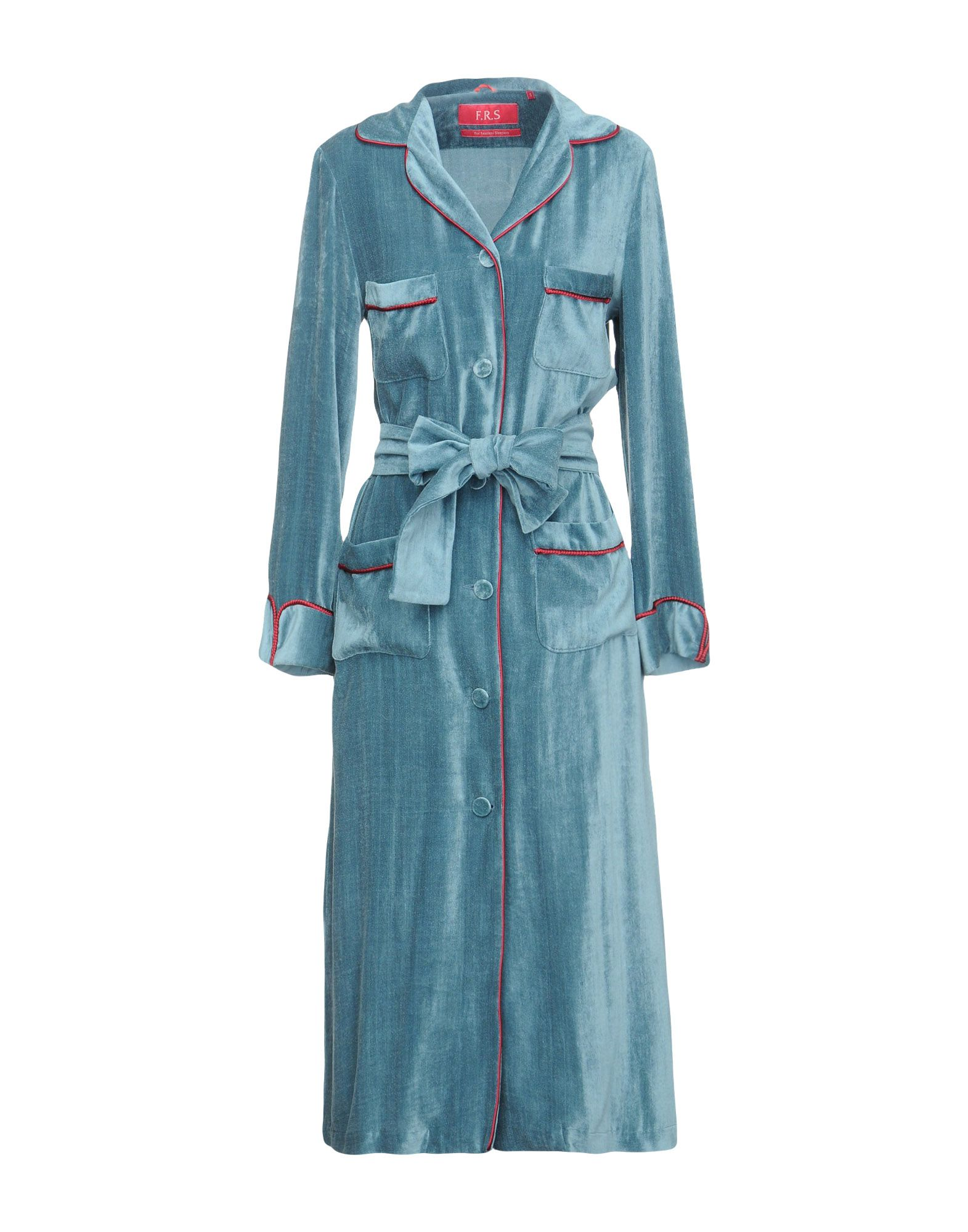 F.R.S. FOR RESTLESS SLEEPERS Full-length jacket - Coats & Jackets | YOOX.COM