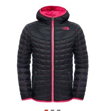 jacket revirsable bubble bubble jacket black black jacket pink pink jacket north face hood